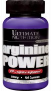 Заказать Ultimate Arginine Power 800 мг 100 капс