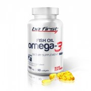 Заказать Be First Omega-3 + Vit-E 90 капс
