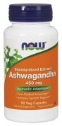 NOW Ashwagandha Extract 450 мг 90 капс