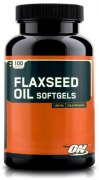 Заказать ON Flaxseed Oil Softgels 100 жел